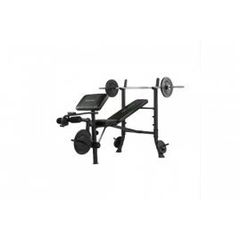 فتنس ميكرز | TUNTURI WEIGHT BENCH WB40