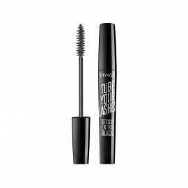 DIVAGE |  tube your lashes extra black mascara