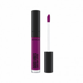 DIVAGE |  good vibes liquid shiny lipstick