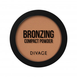 DIVAGE |  bronzing compact powder