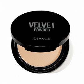 DIVAGE |  velvet compact powder