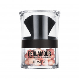 DIVAGE |  perlamour blusher pearls