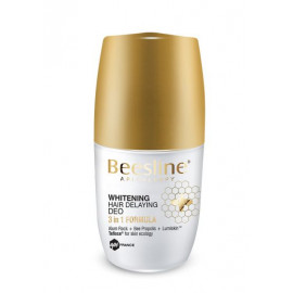 BEESLINE | offer whitening roll on hair delaying deo