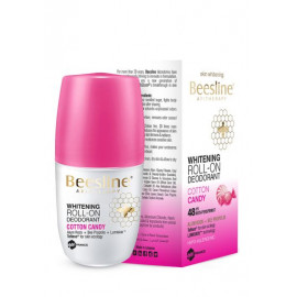 BEESLINE | whitining roll on deodorant cotton candy