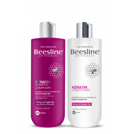 BEESLINE | frizzy and uncontrollable hair routine
