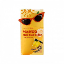 TONYMOLY | Magic Food Mild Mango Sun Block