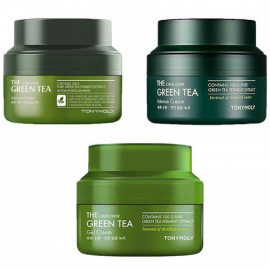 TONYMOLY | The Chok Chok Green TeaCream