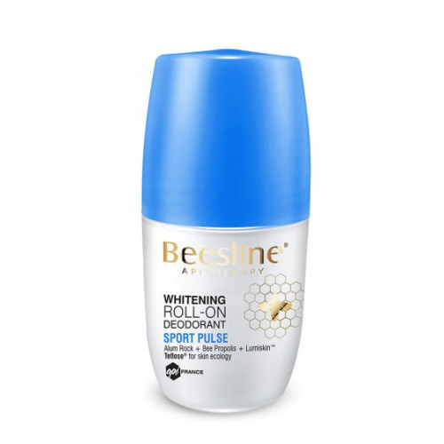 BEESLINE | WHITENING ROLL-ON DEODORANT SPORT PULSE