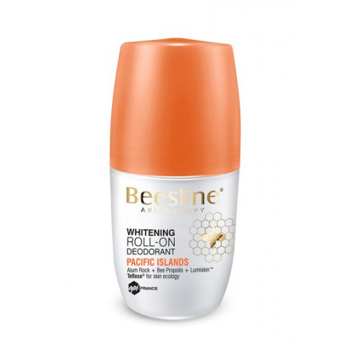 BEESLINE | WHITENING ROLL-ON DEODORANT PACIFIC ISLANDS