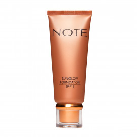 NOTE | NOTE SUN GLOW FOUNDATION