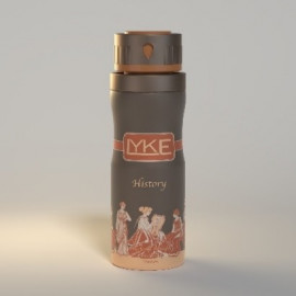 LYKE PERFUME SPRAY 200ML HISTORY