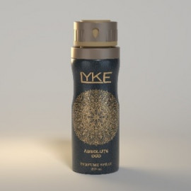 LYKE PERFUME SPRAY 200ML ABSOLUTE  UNISEX