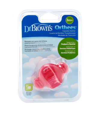 dr brown    Transition Teether