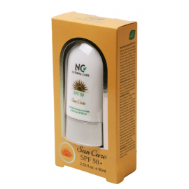 NATURAL CARE | Sun Care Cream 50 SPF – 60ML