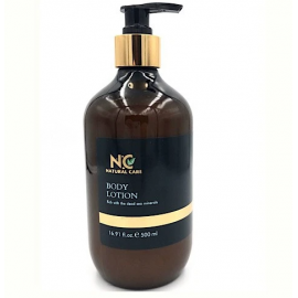 NATURAL CARE | DEAD SEA GOLDEN COLLECTION BODY LOTION