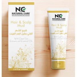 NATURAL CARE | DEAD SEA Hair& Scalp Mud