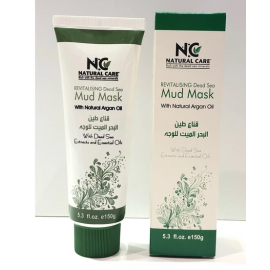 NATURAL CARE | DEAD SEA Revitalising Mud Mask with Argan oil 150g