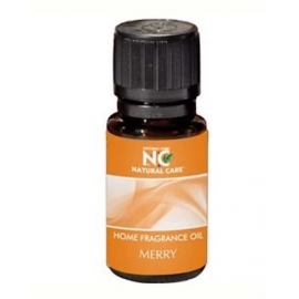 NATURAL CARE   Home Fragrance Oil Merry