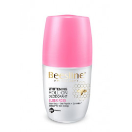 BEESLINE | WHITENING ROLL-ON DEODORANT ELDER ROSE