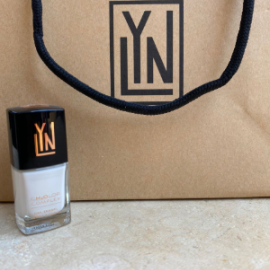 LYN| BREATHABLE NAIL POLISH  (here comes the bride)
