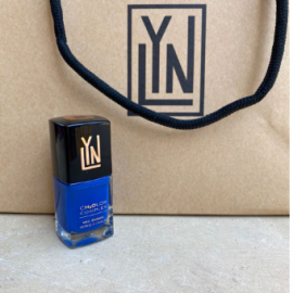 (LYN| BREATHABLE NAIL POLISH (BLUE ME A KISS