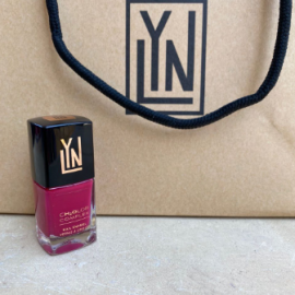 LYN| breathable nail polish (berry blast