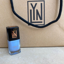 (LYN| BREATHABLE NAIL POLISH (YOU'RE BLU TIFUL