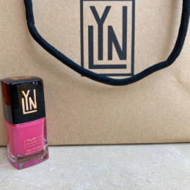 (LYN| BERATHABLE NAIL POLISH ( ORCHID BE WITH YOU FOREVER