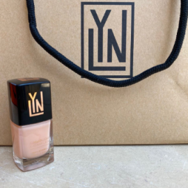 ( LYN| BREATHABLE NAIL POLISH (PICKING PRRETTY PINK