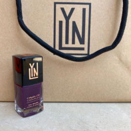 ( LYN| BREATHABLE NAIL POLISH (SUGAR PLUM