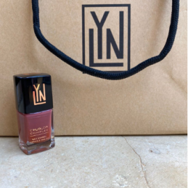 (LYN| BREATHABLE NAIL POLISH (MARSALA MOOD