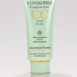 COVERDERM | CC cream for face