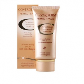 COVERDERM | Coverderm Perfect Face Waterproof Makeup SPF 20