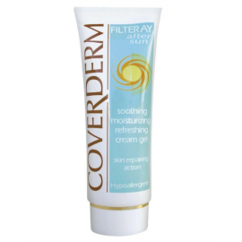 COVERDERM |   Coverderm Filteray After Sun Skin Repairing Action Cream Gel 100ml