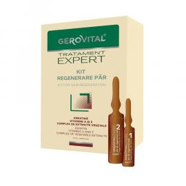GEROVITAL | kit for hair regeneration ampouls