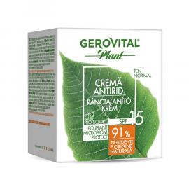 GEROVITAL | Microbiom Protect SPF 15 Anti-Wrinkle Cream