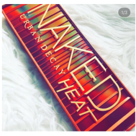 DEMABOUTIQUE | naked heat urbandecay
