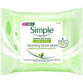 SIMPLE | simple cleansing wipes