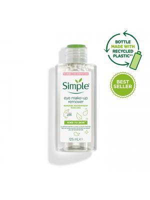 SIMPLE | simple eye make up remover 125 ml