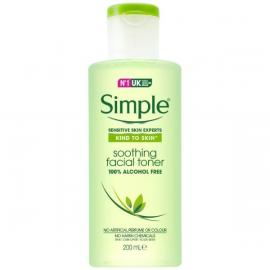 SIMPLE | simple soothing facial toner200ml
