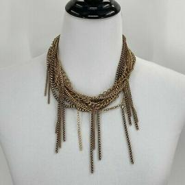 BLACK IRIS ACCESSORIES | 6 Chico's Statement Chain Necklace