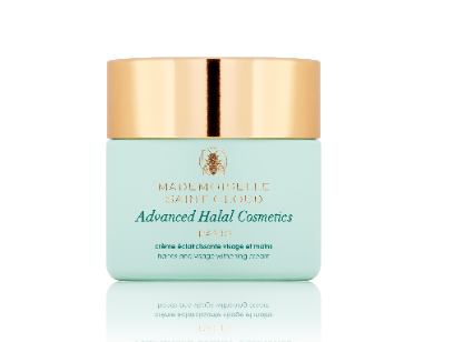 MADENOISELLE SAINT CLOUD | Face and visage whitening cream