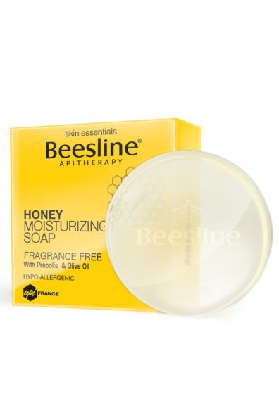 BEESLINE | honey moisturising soap fragrance-free