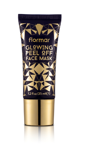 FLORMAR | glowing peel off face mask